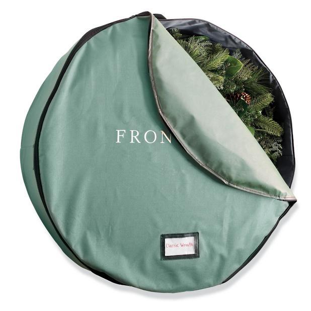 direct suspend wreath storage bag frontgate