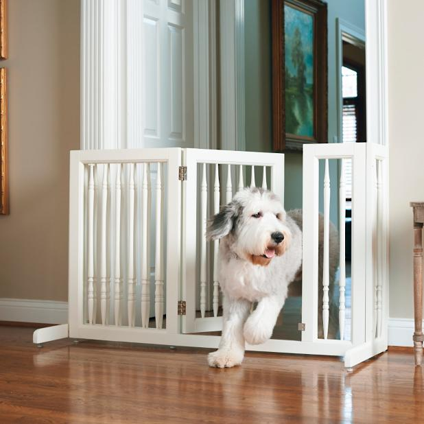 Frontgate Sliding Pet Gate