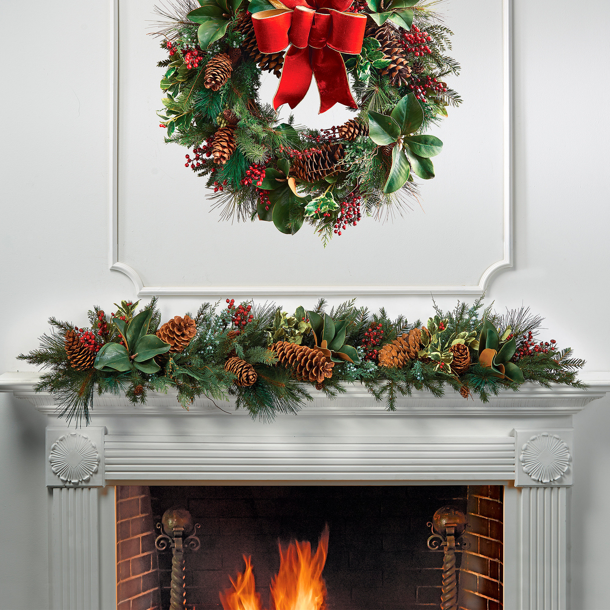 Christmas Decor Photos christmas decorations - holiday decorations | frontgate