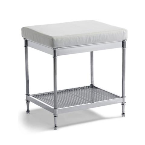 belmont shower stool - Shower Stool