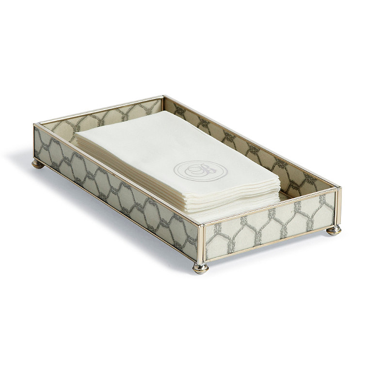Guest towel tray frontgate - Disposable guest towels for bathroom ...