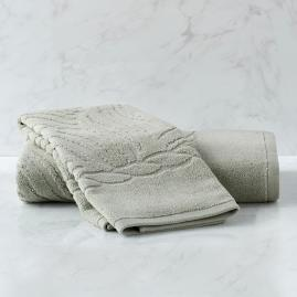 Seychelles Sculpted Bath Towel