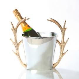Stag Champagne Bucket by Lunares