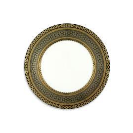 Caskata Hawthorne Onyx Charger Plate