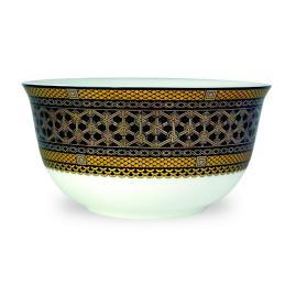 Caskata Hawthorne Onyx Rice Bowl