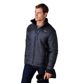 Men's Quilted Heated Jacket