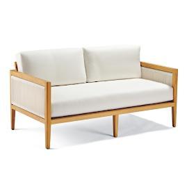 Brizo Sofa with Cushions by Porta Forma