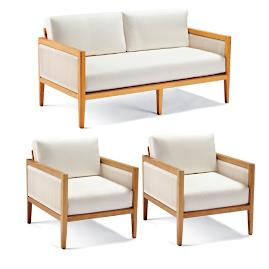 Brizo 3-pc. Sofa Set by Porta Forma