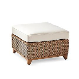 Somerset Ottoman with Cushion