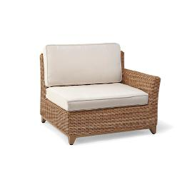 Somerset Right-facing Lounge Chair with Cushions