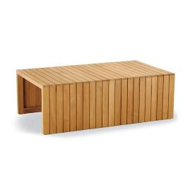 Brizo Teak Coffee Table by Porta Forma