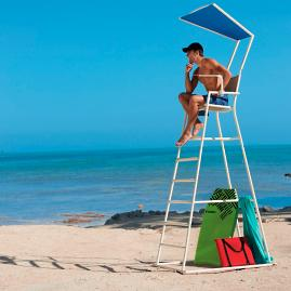 Seaside Watch Chair