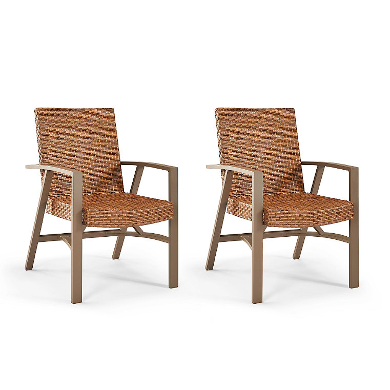 All Weather Resin Wicker Chair Frontgate