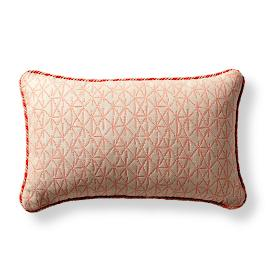 Pompidou Atomic Outdoor Lumbar Pillow