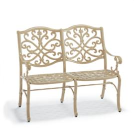 Orleans Bench in Biscayne Finish