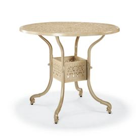 Orleans Round Bar Table in Biscayne Finish
