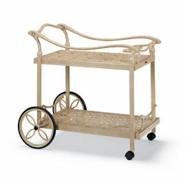 Orleans Serving Cart in Biscayne Finish