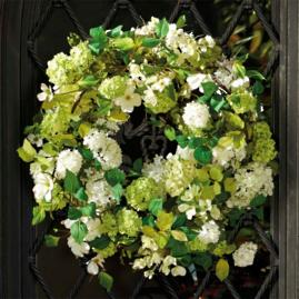 Flowering Dogwood Wreath