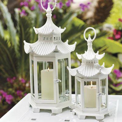 Pagoda Lantern Frontgate