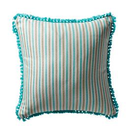 Fairway Stripe Aruba Outdoor Pillow