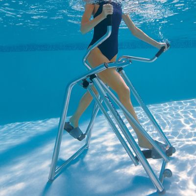 Aquatic Elliptical Machine Frontgate
