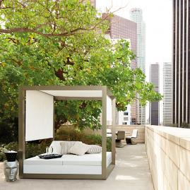Ari Reclining Daybed by Porta Forma