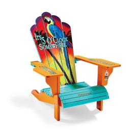 Margaritaville 5 O'Clock Somewhere Adirondack Chair