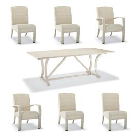 Madeira 7-pc. Rectangular Dining Set