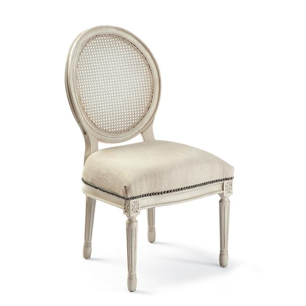 Ludlow Round Back Side Chair