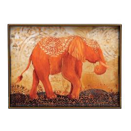 Kandula the Elephant Tray