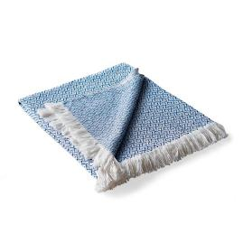 Sunbrella® Diamond Outdoor Throw