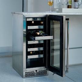 Lynx Outdoor Wine Cellar