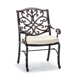 Orleans Bistro Chair Cushion