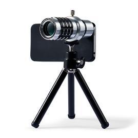 12x Zoom iPhone Lens Kit