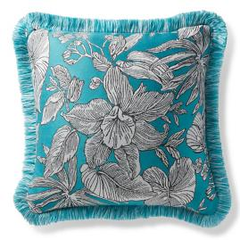 Bermuda Breeze Pool Outdoor Pillow