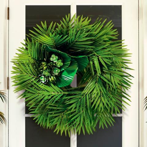 Isle of Palm Wreath