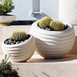 Pierce Planter by Porta Forma