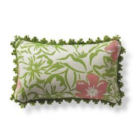Aria Bloom Gingko Outdoor Lumbar Pillow