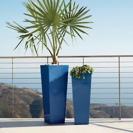 Quentin Conic Planter by Porta Forma