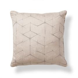 Plasma Flax Outdoor Pillow by Porta Forma
