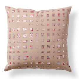 Manhattan Outdoor Pillow by Porta Forma