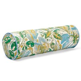 Tropico Lagoon Outdoor Bolster Pillow