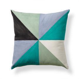 Designer Burst Outdoor Pillow by Porta Forma