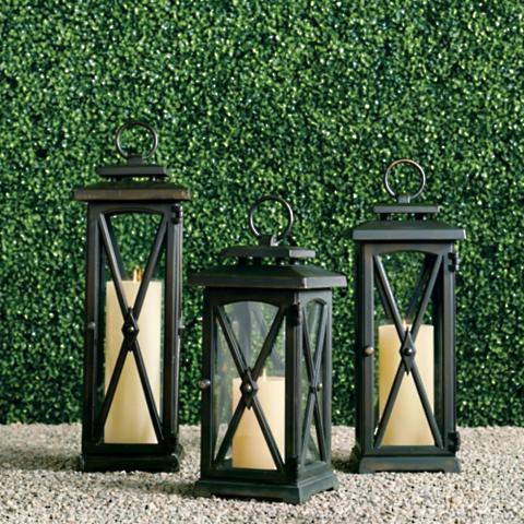 Normandy Lantern Frontgate