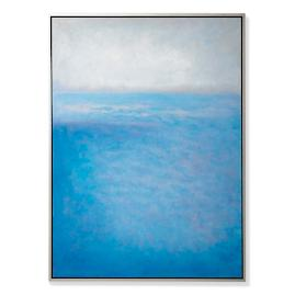 Ethereal Ocean Oil Painting