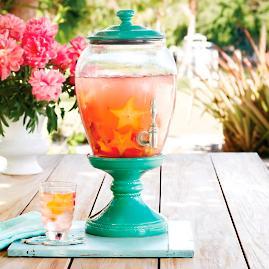 Bermuda Ceramic Beverage Dispenser