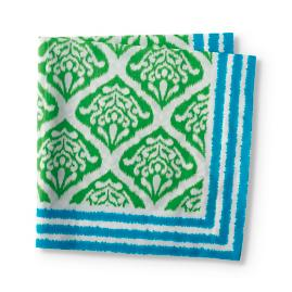 Kim Seybert Ikat Napkins, Set of Four