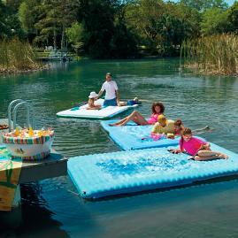 Margaritaville Aqua Plank Float