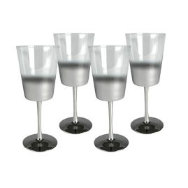 Shadow Goblets by Porta Forma, Set of Four