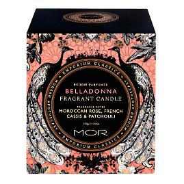 MOR Belladonna Fragrant Candle